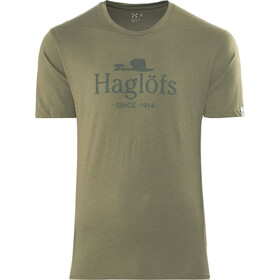 Haglöfs Camp T-shirt Heren, sage green